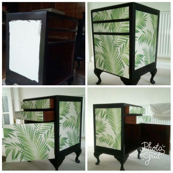 Tropical cupboard