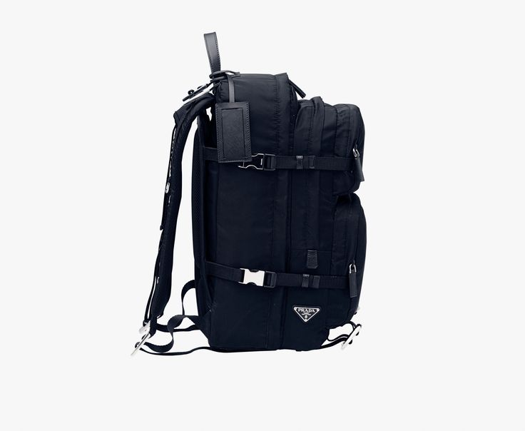 Mens Prada Backpack