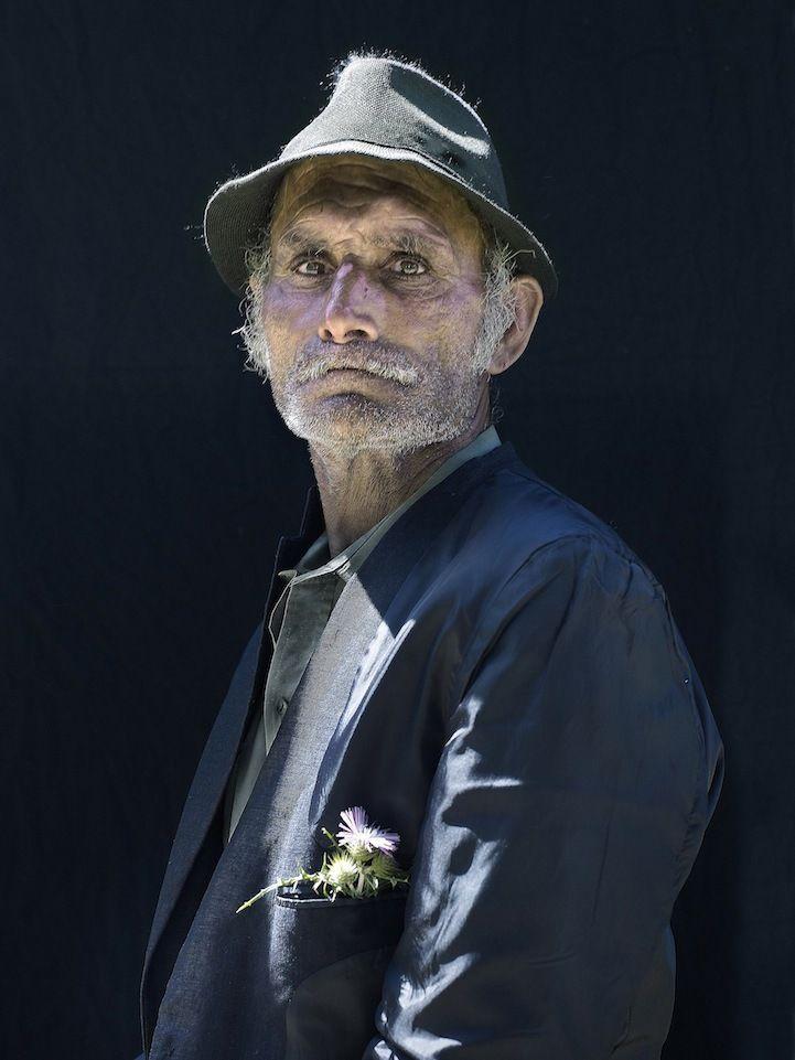 Табор. Портреты от французского фотографа Pierre Gonnord - Неспящие в Торонто