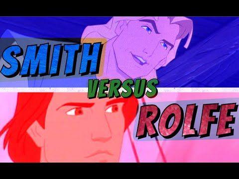 Disney Showdowns: John Smith VS John Rolfe. Who's more worthy of Pocahontas's heart? Watch & find out!   #Pocahontas #Disney #DisneyShowdown #JohnSmith #JohnRolfe #Animation #DisneyMovie #WaltDisney #DisneyVideo #AnimatedMovies #DisneyPrincess #DisneyGuys #HotGuys #Handsome #Rogue #Gentleman #DisneyMen #Faceoff #Fight #LoveTriangle