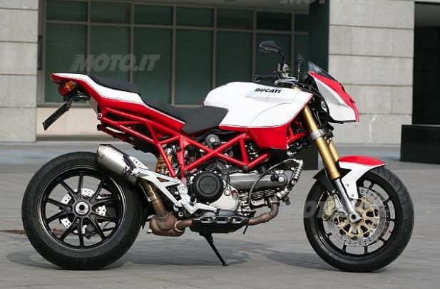 modified Multistrada