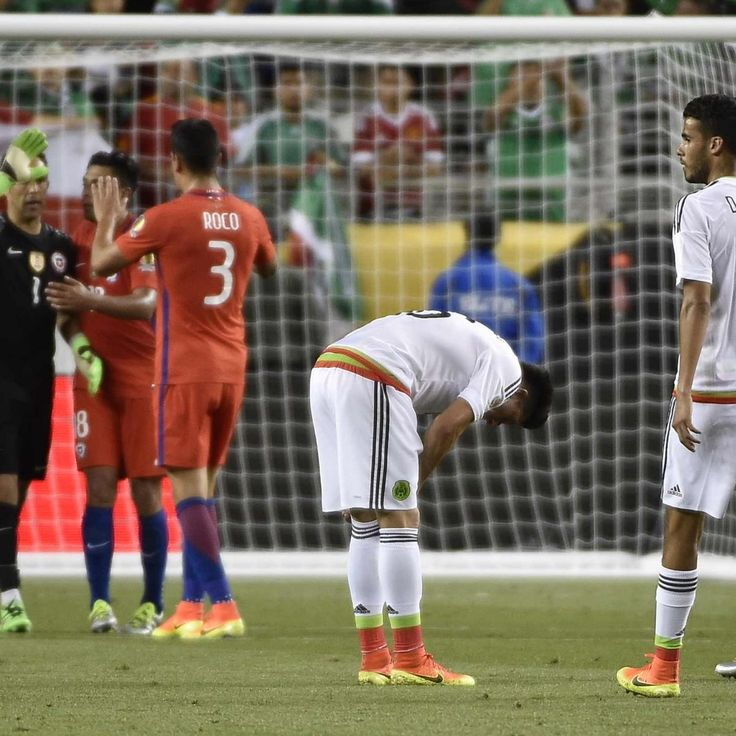 Chile Drubbing at Copa America Leaves Mexico with Much to Ponder | Bleacher Report
