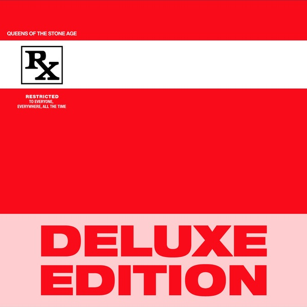 """2000 NME Album of the Year: """"Rated R"""" by Queens of the Stone Age - listen with YouTube, Spotify, Rdio & Deezer on LetsLoop.com"""