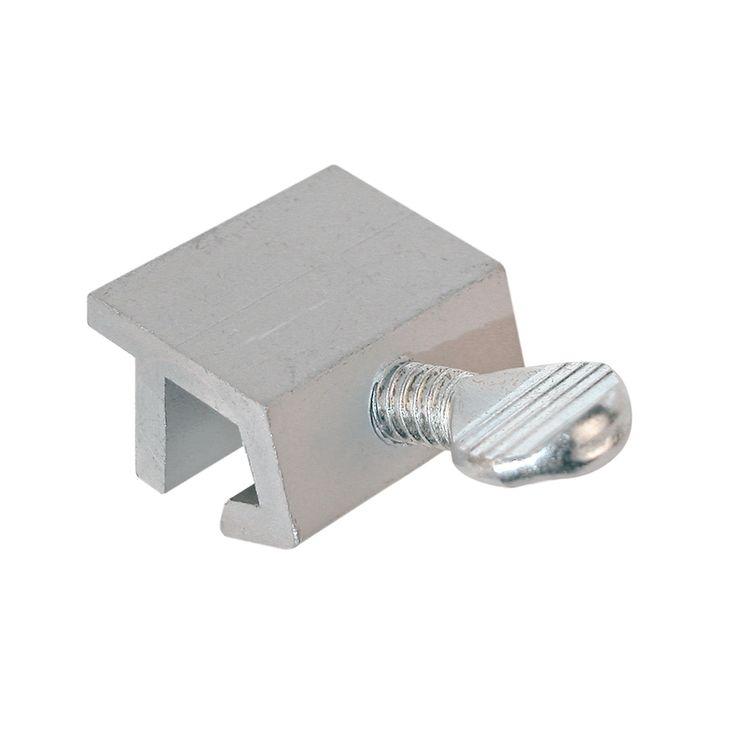 Shop Gatehouse 4-Pack Aluminum Sliding Window Locks at Lowes.com