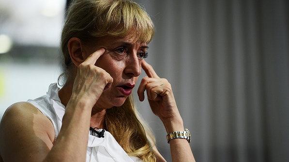 Susan Greenfield, neurocientista da Universidade de Oxford