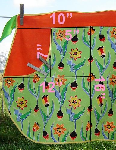 How to make a clothes pin apron. I hang out laundry and this will be most helpful. I first saw one on our Amish friend.