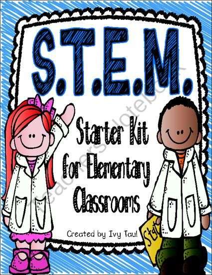 FREE STEM Engineering Starter Kit for Teachers elementary level from Ivy Taul on TeachersNotebook.com -  (15 pages)  - Is your elementary school starting the Engineering Design Process? Does thinking about STEM make you want to pull your hair out? Do you feel confused about what STEM looks like in an elementary classroom setting? If so, this free STEM starter kit is for y