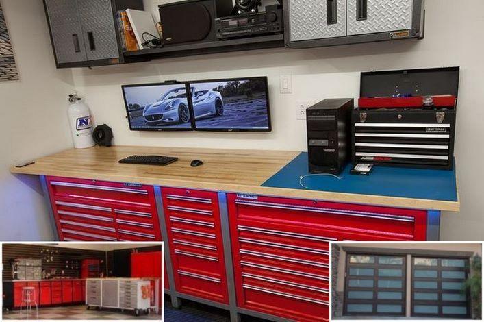 Top Garage Storage Tips Agencement Garage Decoration Garage Amenagement Garage