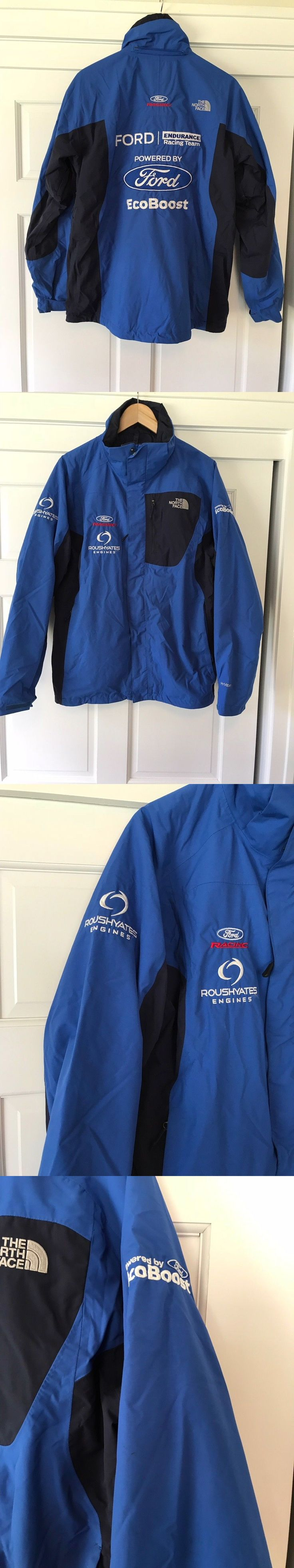 Racing-Formula 1 2876: Ford Gt, Roush Yates Ford Eco Boost , Daytona 24 And Lemans 24 Winning Jacket -> BUY IT NOW ONLY: $295.95 on eBay!