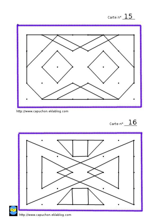 Reproduction de figures cycle 3