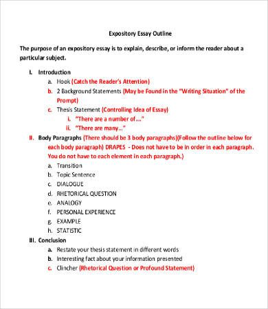 Apa Sample Essay Paper Image Result For Expository Essay Template Sample Of Synthesis Essay also Classification Essay Thesis Best  Expository Essay Examples Ideas On Pinterest  Expository  Essay For Health