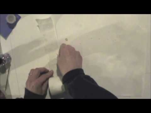 "How-to Make Homemade Adhesive Dots ( like ""Glue Dots) with the Best Glue Ever by ScraPerfect"