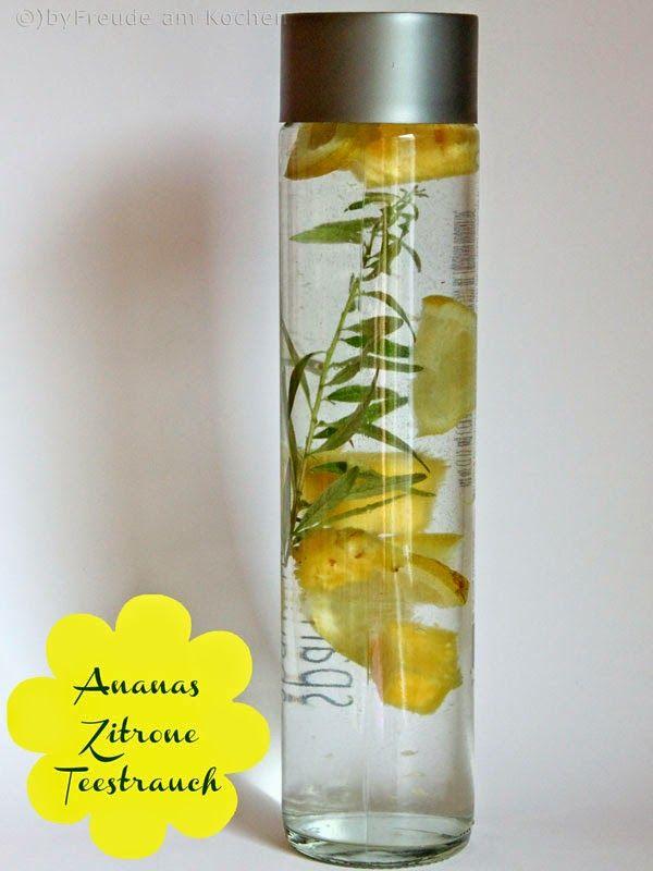 Neue Geschmacksrichtung: #Ananas #Zitrone, Bio natürlich Argentinischer Teestrauch (Ersatzweise #Minze)