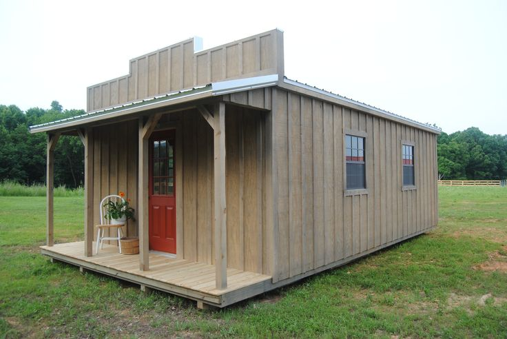 Small Log Cabins | Factory Direct - Portable Pre Built Cabins - Dickson…