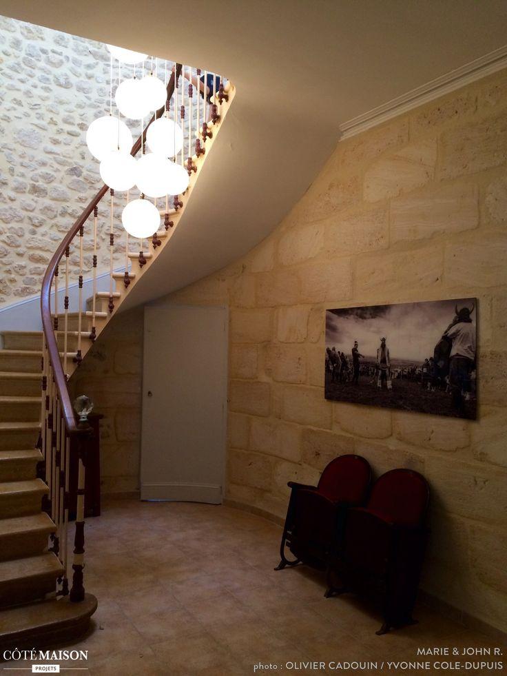 Les 271 meilleures images du tableau escaliers sur for Tableau pour cage escalier