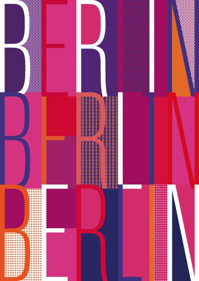 pattern / ralph burkhardt & daniel haukeBerlin Berlin, Burkhardt Daniel, Pattern Design, Colors Pattern, Graphics Design, Daniel Hauk, Art Colors, Ralph Burkhardt, Berlin Art