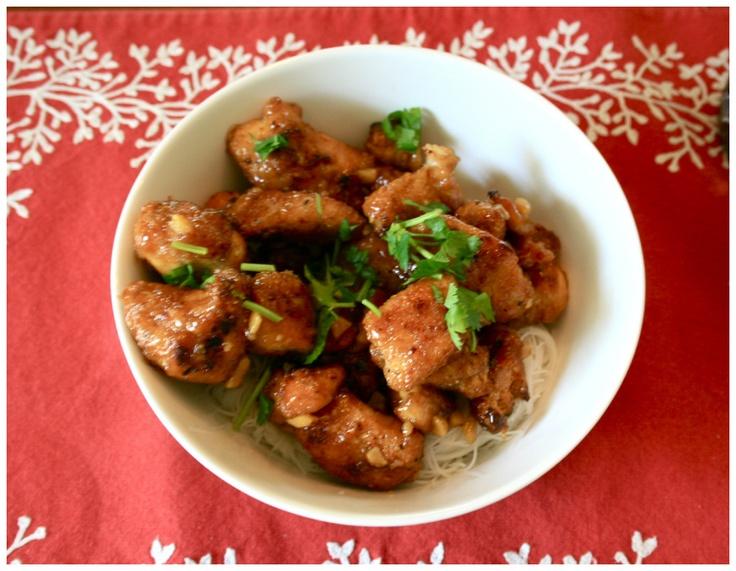 REDEFINE YOUR FOOD: Foodie Alert: General Tsao's Kiwano Chicken