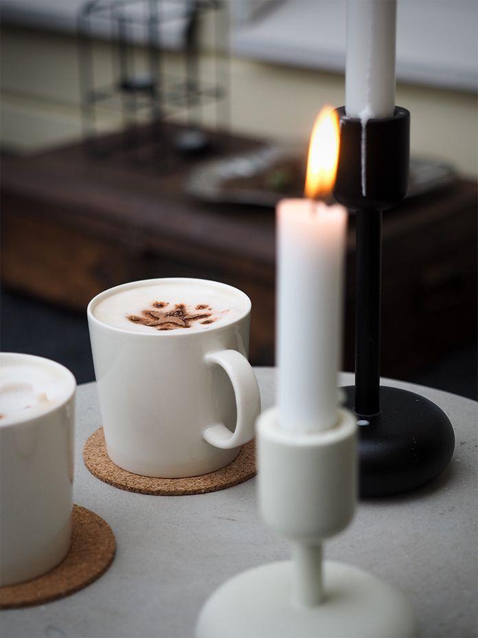#Cappuccino #Iittala (syhina.blogspot.fi)
