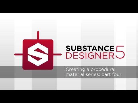 Substance Designer: Procedural rocky ground material series