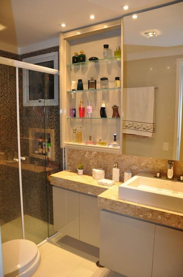 +1000 ideias sobre Armario Para Banheiro Pequeno no Pinterest  Armário Para  -> Forrar Armario De Banheiro