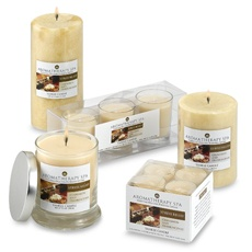 Yankee Candle Aromatherapy Spa Stress Relief Candles