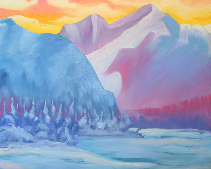 Image result for painting Yukon stage holdup