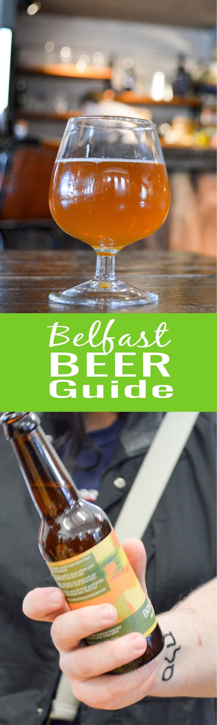 Belfast Beer Guide – This isn't a Belfast pub guide, but a Belfast beer guide, highlighting the best in Belfast's growing craft beer scene. Belfast is more than just Guinness and Harp!