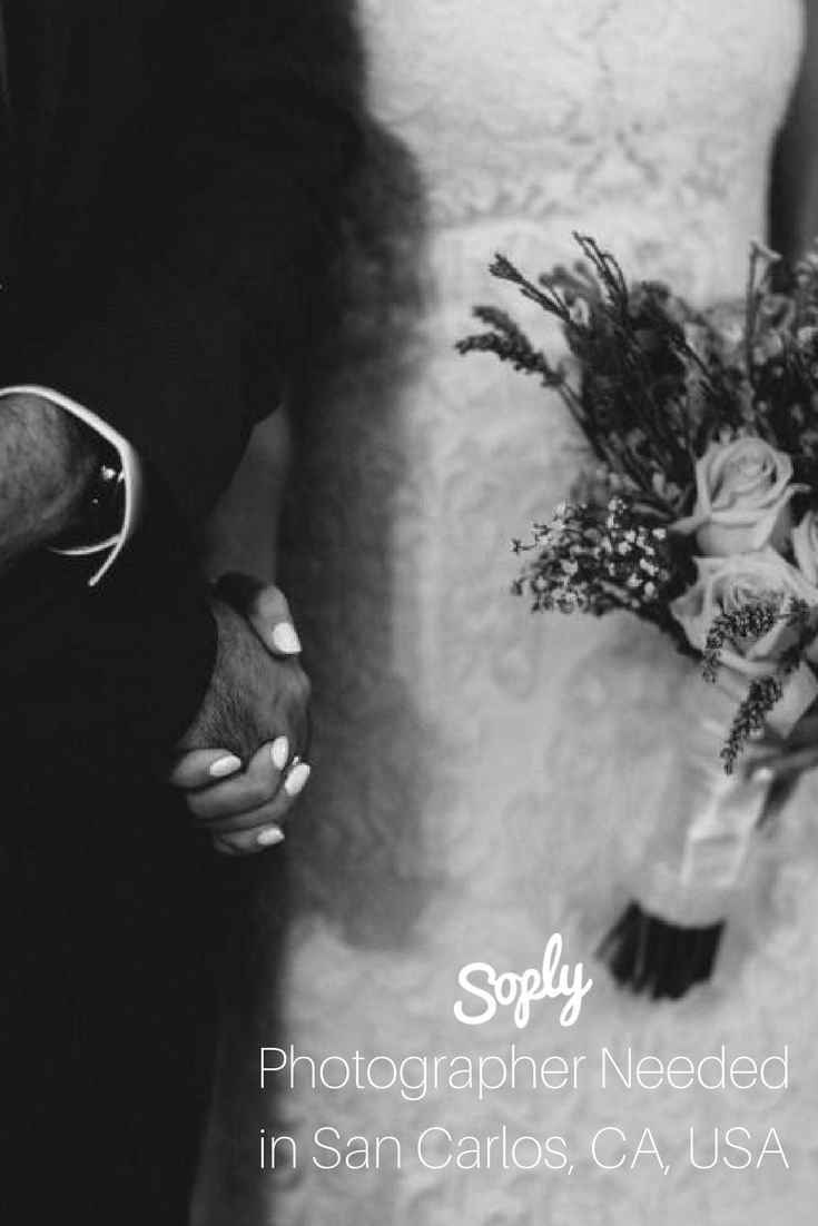 #Photographer needed for a #wedding #lunch in San Carlos #California, USA on May 6th. See the #photography job and apply by clicking the pin!
