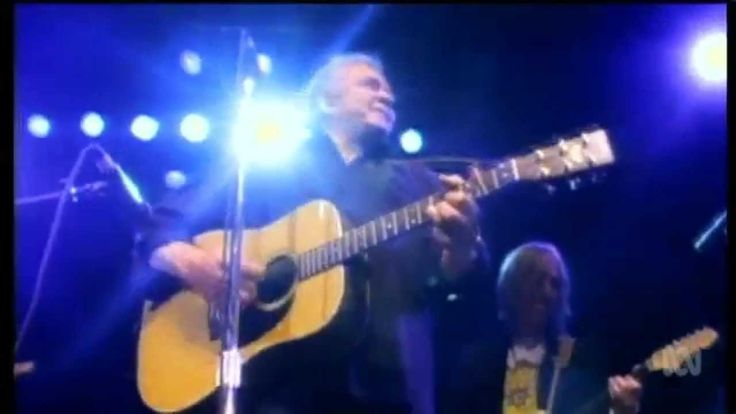 Johnny Cash - Rusty Cage (official video HD)
