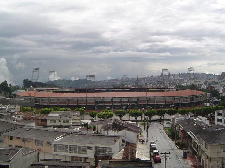Estadio Palogrande, el estadio del Once Caldas