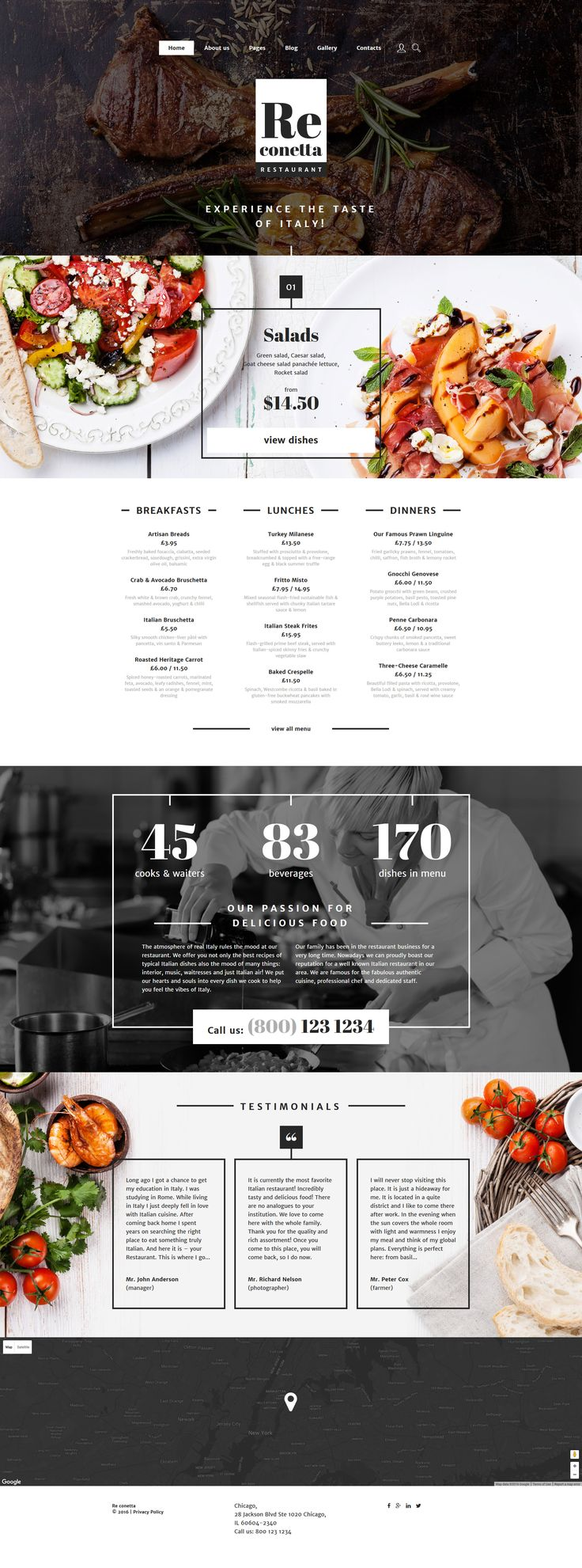 Cafe And Restaurant Joomla Theme http://www.templatemonster.com/joomla-templates/re-conetta-joomla-template-58322.html