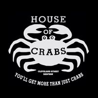 Forget the name. It's all about the crabs.