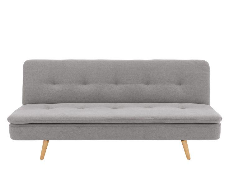 Kengo Pillow Top Sofa Bed. Marshmallow Grey