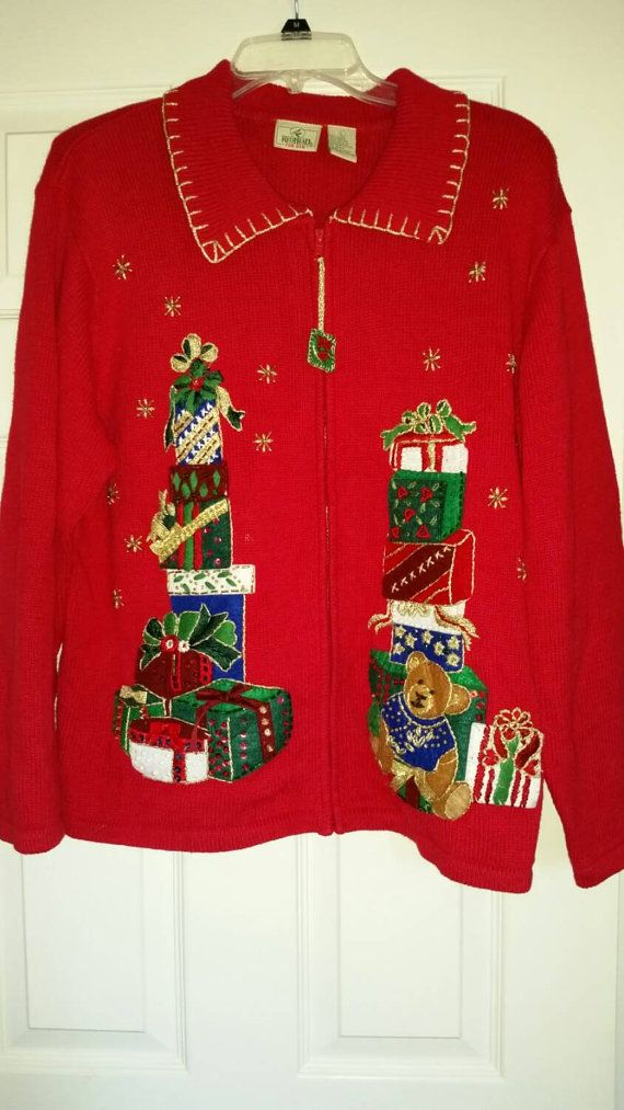 148 best UGLY CHRISTMAS SWEATER images on Pinterest | Ugly ...