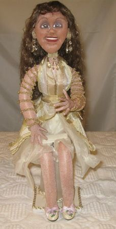 Collectible Cloth Doll