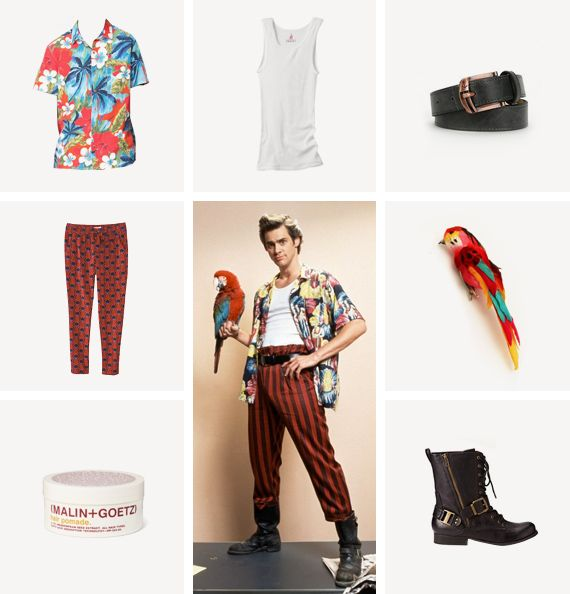 ace ventura pet detective diy halloween costumes almost perfect - Ace Ventura Halloween Costumes