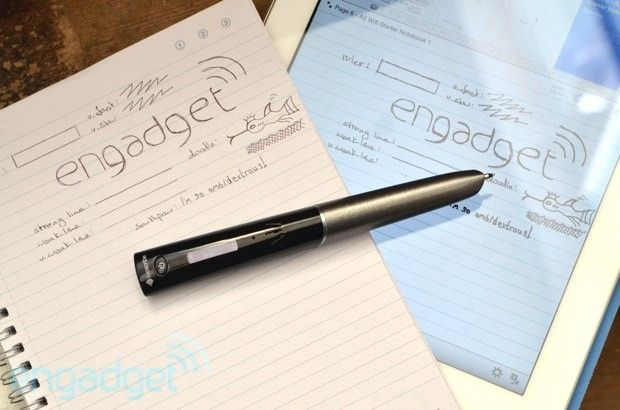 Livescribe Pulse Smartpen Review   Trusted Reviews