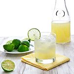 Homemade Margarita Mix and Classic Lime Margarita Recipe