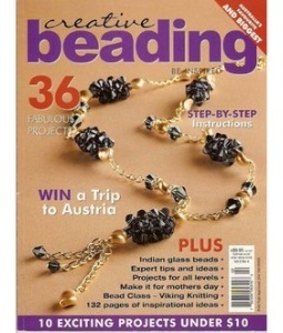 158 best beading magazines and books images on pinterest beading creative beading vol2 n4 fandeluxe Images