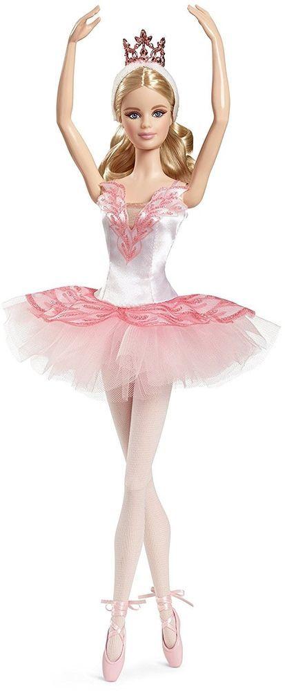 Barbie Ballerina Doll Ballet Dacer Gifts For Girls Birthday Gift     eBay