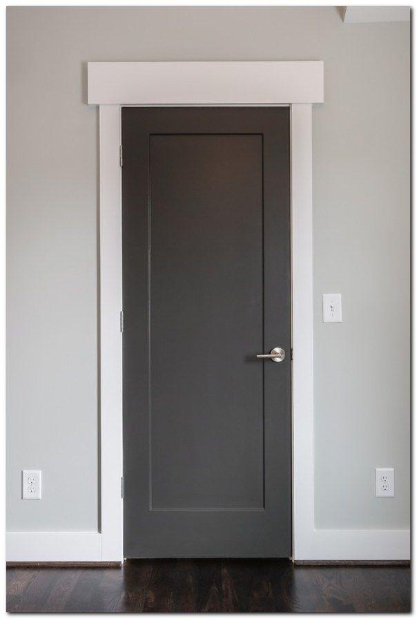 50 Ideas Modern Door For Minimalist Interior Door Colors Doors