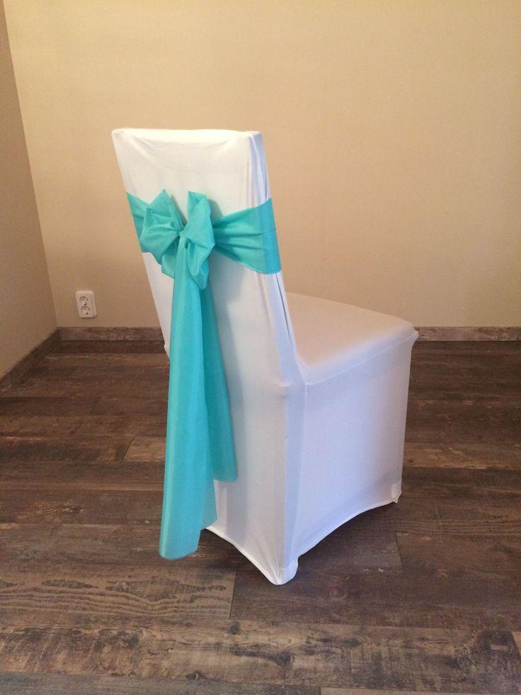 Bérelhető spandex székszoknya menta zöld színű selyem masnival Érd