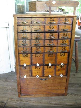 antique file cabinet craigslist 1