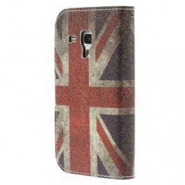 Galaxy Trend Iso-Britannian lippu lompakkokotelo