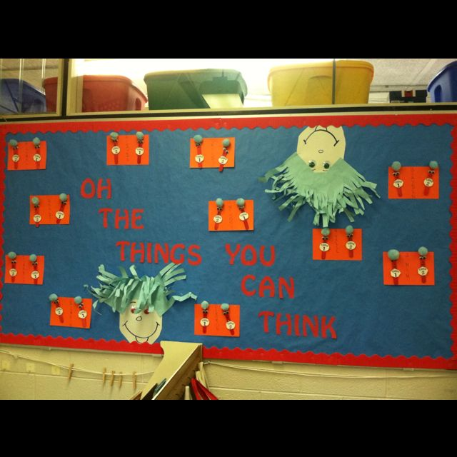 92 Best Images About Dr. Seuss Classroom Theme On