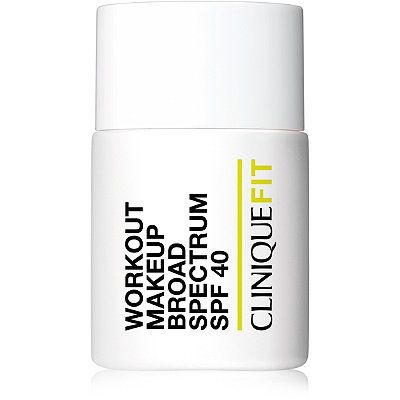 Clinique CliniqueFIT Workout Makeup Broad Spectrum SPF 40 Light