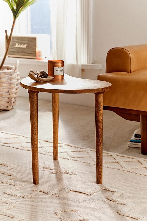 Mae Bean Side Table In 2019 Decorate Furniture Collection Business