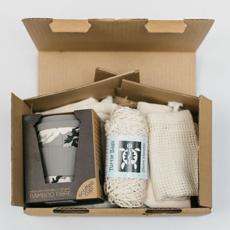 Plastic Free Grocery Shopping Kit - Eco Gifts UK