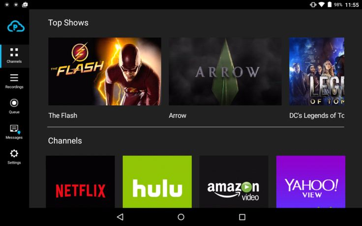 PlayOn Cloud for Android lets you record store and stream Netflix videos