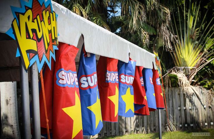 Super K's Birthday Headquarters | CatchMyParty.com